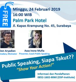 public speaking surabaya