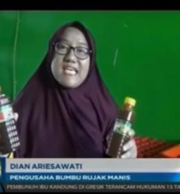 Oleh Oleh Khas Surabaya Kekinian Bumbu Rujak Manis Cak Mimin 1