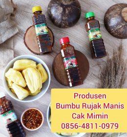 Bumbu Rujak Manis Cak Mimin Oleh-Oleh Sambal Bu Rudy Khas Surabaya C