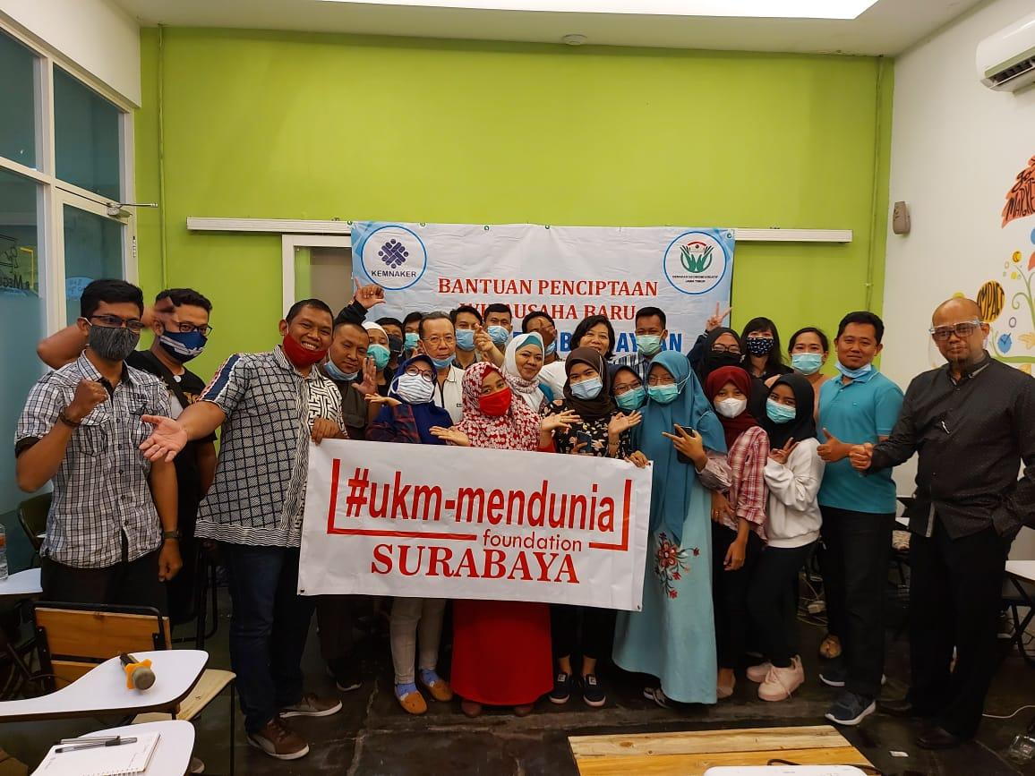 UMKM Mendunia Chapter Surabaya