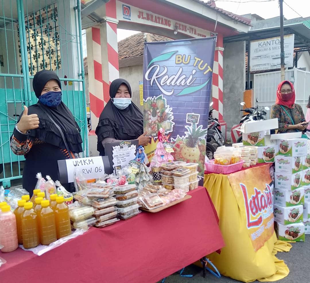 Aneka Produk Unggulan UMKM Ngagelrejo Surabaya