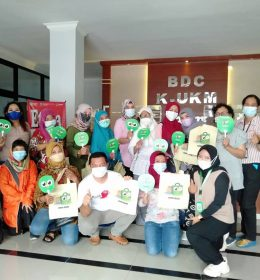 Dinas Koperasi dan UMKM Jawa Timur Gandeng Komunitas Pengusaha Untuk Melek Digital