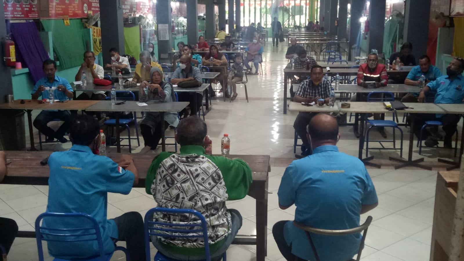 SPEKAL Jatim Adakan Workshop Digital Marketing Untuk Pedagang Kaki Lima