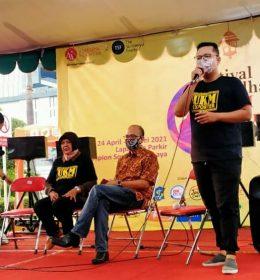Gekraf Jatim dan UKM Mendunia Chapter Surabaya Berkomitmen untuk Mendampingi Pelaku UMKM serta Ekonomi Kreatif untuk Naik Derajat