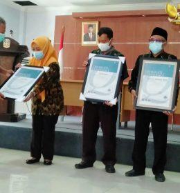Dinas Koperasi dan UMKM Provinsi Jawa Timur Fasilitasi ISO 9001:2015